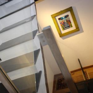 4- Scala ardesia-vetro